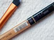 Maybelline Concealer (25) Medium Review Swatch