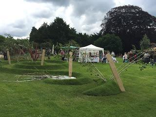 The first East Midlands Flower Show