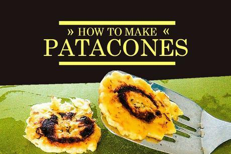 Easy patacones recipe from Panama