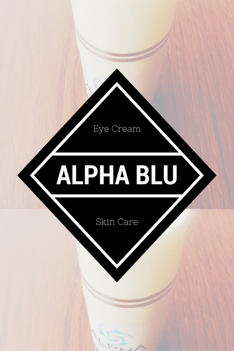 ALPHA BLU Eye Cream