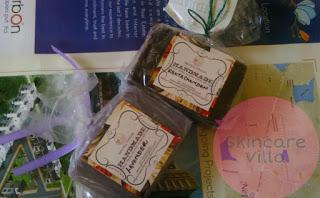 Amara Organix Soaps Review