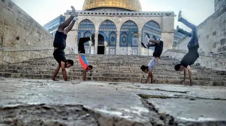 Har Habayit Parkour