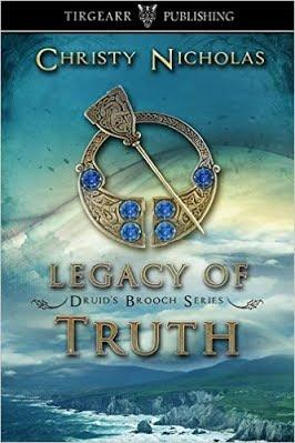 Legacy of Truth by Christy Nicolas @RABTBookTours @greendragon9