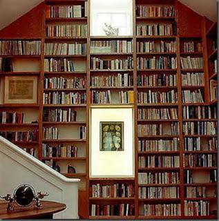 innovative shelving ideas to display books paperblog