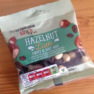 The Co Op Loved By Us Hazelnut Latte Fruit And Nut Mix