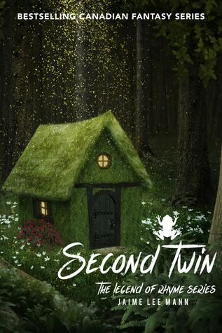 Second Twin (Legend of Rhyme #4) by Jaime Lee Mann ARC REVIEW