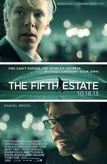 The Fifth Estate [film review]