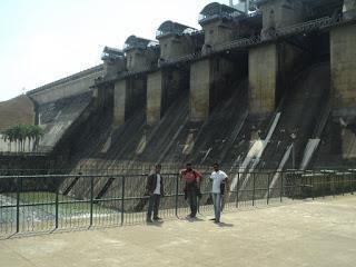 125) Shettihalli Church & Gorur Dam: (5/3/2016)