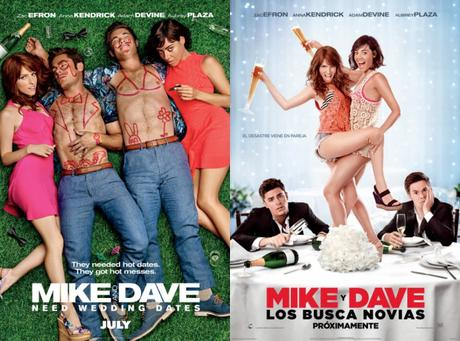 Mike and Dave Need Wedding Dates & The Year of Women Behaving Badly – A Review