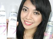 Easy Hairstyle Using Dove Hair Therapy Base Styling Collection