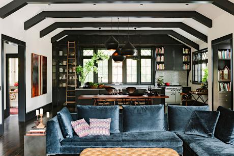 An old Portland Library turned into a beautiful home!