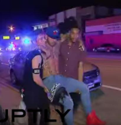 Orlando crisis actors carrying wounded