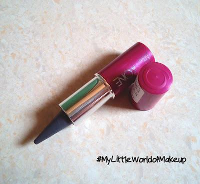 Oriflame- The One Kajal Eyeliner in Smoky Charcoal Review