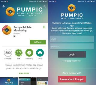 Best Parental Device Monitoring App: Pumpic Review