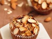 Eggless Wholewheat Maple Banana Muffins #BreadBakers