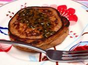 Vegan Spelt Pancakes with Passionfruit Glaze!