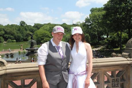 RD wedding central park bethesda terrace and fountain
