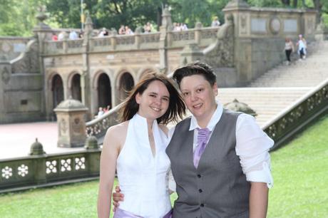 RD wedding central park bethesda terrace