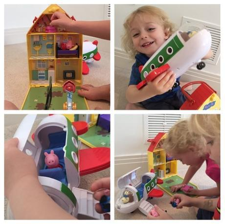 Peppa Pig Classic Toys Review