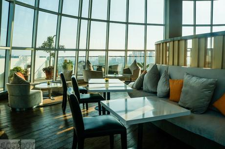Novotel Manila Araneta Center: Check Out Its Premier Lounge