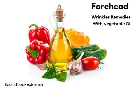 How To Get Rid Of Forehead Wrinkles Look Young Again