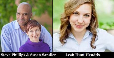 Steve Phillips, Susan Sandler, Leah Hunt-Hendrix