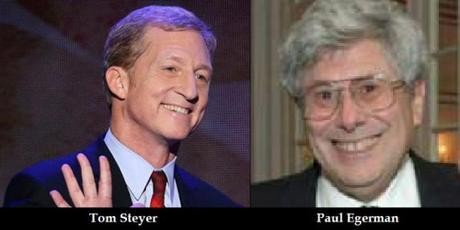 Tom Steyer, Paul Egerman