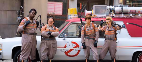 Has the Ghostbusters Costume Basically Stayed the Same Over the Years? – An Infographic