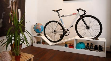 Awesome Indoor Bike Storage Ideas - Amazing House Decorating Ideas ...