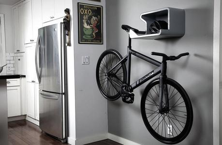 Clever Indoor Bike Storage Ideas - Paperblog