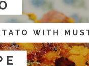 Paleo Indian Vegetarian Recipe Sweet Potato With Mustard Seeds