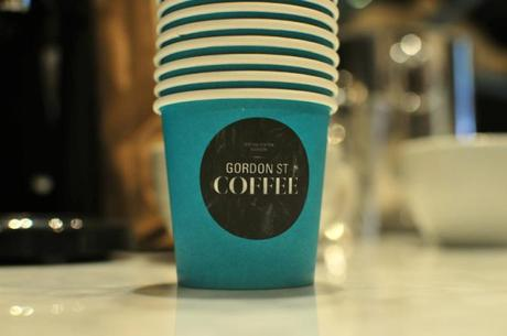 Gordon Street Coffee Stacked Cups