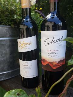"""More """"Wines of Altitude"""" with Bodega Colomé"""