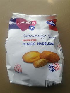 Mrs Crimble's Gluten Free Classic French Madeleines