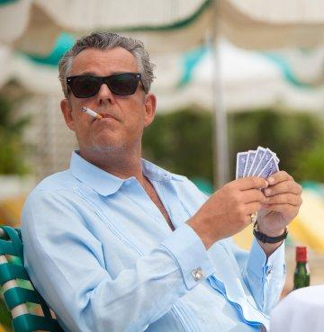 Danny Huston as Ben Diamond in