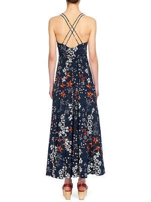 La Catarina! Seamwork dress