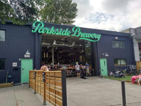 The Parkside Brewery – Port Moody