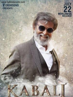 'Kabali' da ! ... hype behind the movie ~ pouring milk to cutouts !!!