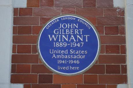 #plaque366 John Gilbert Winant