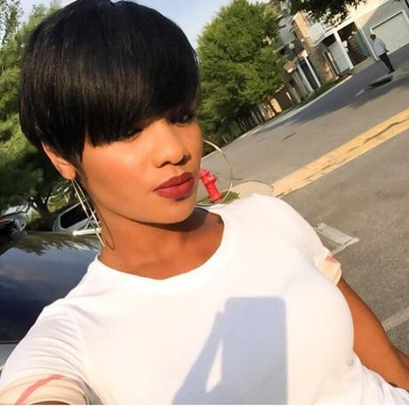 Tremendous Bob Hairstyles For Black Women Inspired From Celebrities Paperblog Hairstyles For Men Maxibearus