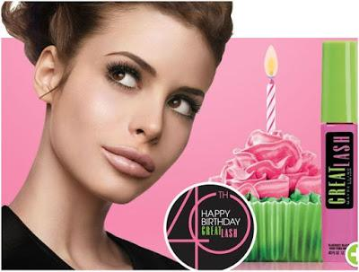 Happy 45th Birthday Maybelline
