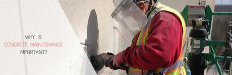 Why Is Concrete Maintenance Important