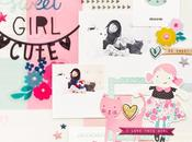 Crate Paper Design Team Sweet Girl