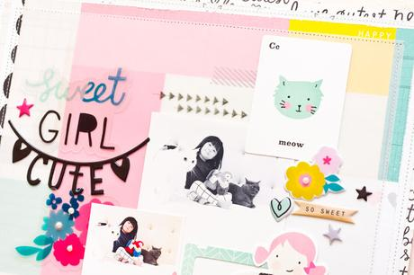 Crate Paper Design Team : Sweet Girl