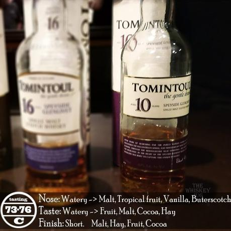 Tomintoul 10 Review