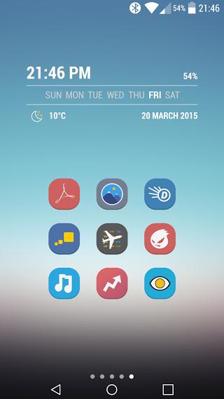 Stock UI - Icon Pack - screenshot