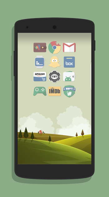 Magme – Icon Pack APK v1.4 Download for Android