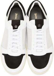 Skate or Floss:  Palm Angels Retro Sneaker