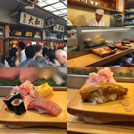 Two Accidentally Healthy Weeks in Tokyo