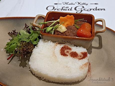 Hello Kitty Orchid Garden Café